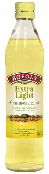 Оливкова олія Borges Pure Olive Oil Extra Light 500 мл (8410179300825)