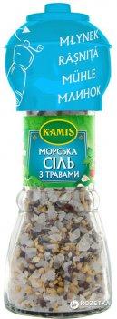 Морская соль с травами Kamis 78 г в мельнице (5900084246873)