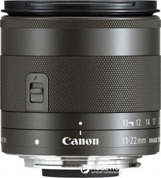 Canon EF-M 11-22mm f/4-5.6 IS STM (7568B005) Офіційна гарантія!