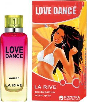 Парфюмированная вода для женщин La Rive Love Dance 90 мл (5906735232257)