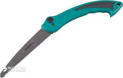 Пила-ножовка Greenmill Classic складная 18 см (GR6633)