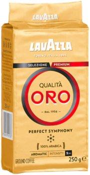 Кофе молотый Lavazza Qualita Oro 250 г (8000070019911_8000070012783)