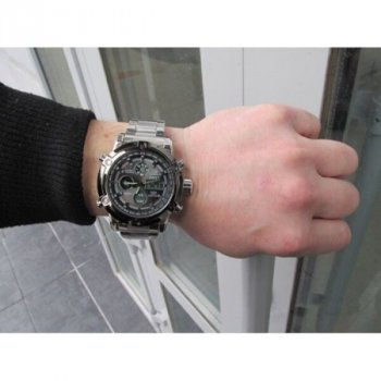 Чоловічі наручні годинники AMST Mountain Steel (1241)