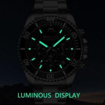 Чоловічі годинники MEGALITH PAVO (7016)