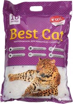 Наполнитель для кошачьего туалета Best Cat Purple lawanda Силикагелевый впитывающий 4 кг (10 л) (SGL010/6907396109635)