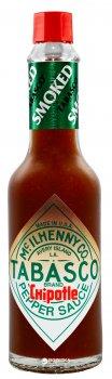 Соус из копченого перца Чипотле Tabasco Chipotle Pepper Sauce 60 мл (011210614017)