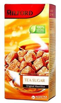 Сахар коричневый Milford нерафинированный 500 г (4002221004658)