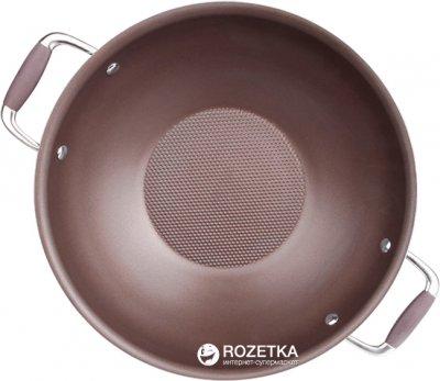 Сковорода WOK Rondell Mocco&Latte 4.5 л 32 см (RDA-552)
