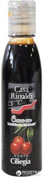 Крем бальзамический Casa Rinaldi со вкусом черешни 150 мл (8006165386029)
