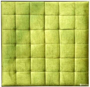 Настінна панель Zelena 100х100 см Зелена (П079333)