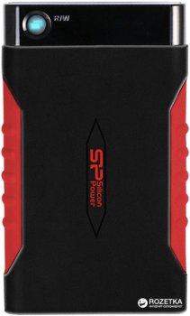 Жорсткий диск Silicon Power Armor A15 1TB SP010TBPHDA15S3L 2.5 USB 3.1 Red
