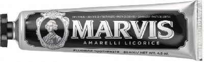 Зубна паста Marvis зі смаком лакричної м'яти 85 мл (8004395111749)