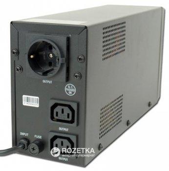 Джерело безперебійного живлення EnerGenie Pro 650 VA LCD (EG-UPS-031)