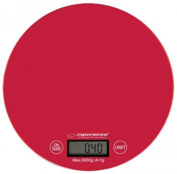Весы кухонные ESPERANZA EKS003R