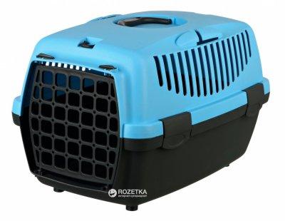 Перенесення для собак і кішок Trixie Capri 40 х 38 х 61 см до 12 кг Синя (4011905398327)