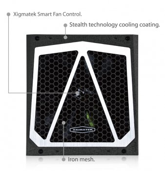 Блок живлення Xigmatek Vector S1200 (EN9580) 1200W