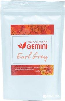 Чай черный с добавками рассыпной Gemini Tea Collection Эрл Грей 100 г (5000000039357)
