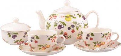 Чайний набір Claytan Ceramics 910 Фрут Сізон 240 мл з 14 предметів (910-090)