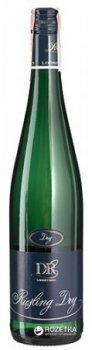 Вино Weingut Dr. Loosen Riesling Trocken белое сухое 0.75 л 12% (4022214161137)