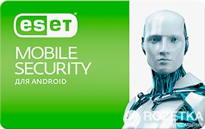 ESET Mobile Security для Android (1 ПК) лицензия на 1 год Базовая (EMS-1-Bs-1)