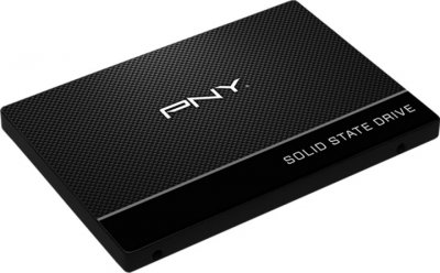 """PNY CS900 120GB 2.5"""" SATAIII 3D NAND TLC (SSD7CS900-120-PB)"""