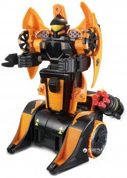 Автомодель-трансформер на р/к Maisto Tech Twist and Shoot Помаранчевий (81177 orange)