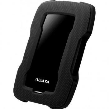 """Зовнішній жорсткий диск 2.5"""" 1TB ADATA (AHD330-1TU31-CBK)"""