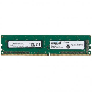 Модуль памяти для компьютера DDR4 4GB 2133 MHz MICRON (CT4G4DFS8213)