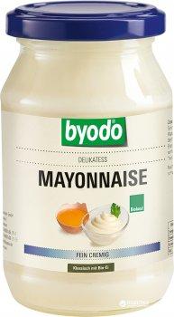 Майонез деликатесный Byodo 80% 250 мл (4018462158005)