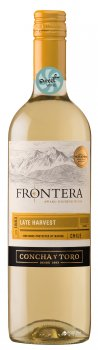 Вино Frontera Late Harvest белое полусладкое 0.75 л 13% (7804320386997)