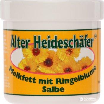 Заживляющая и успокаивающая мазь с календулой Alter Heideschafer 250 мл (4075700044438)