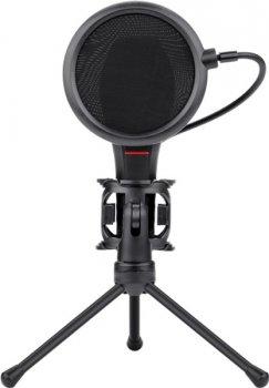 Мікрофон Redragon Quasar 2 GM200-1 USB підставка (78089)