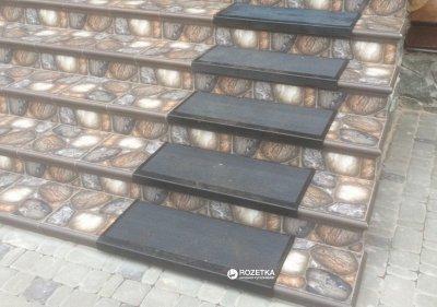 Накладка гумова для ступенів Київгума протиковзна (4823060809941)