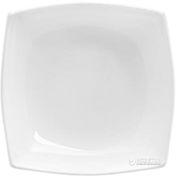 Тарілка супова Luminarc Quadrato квадратна 20 х 20 см White (H3659)