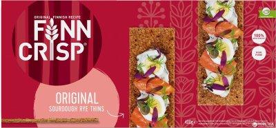 Сухарики Finn Crisp Original Taste ржаные цельнозерновые 400 г (6410500091752)