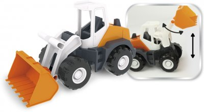Строительный набор Tigres Tech Truck (39478 Экскаватор)