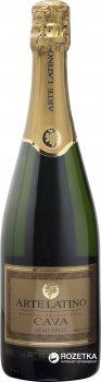 Вино ігристе Arte Latino Cava Semi Seco біле напівсухе 0.75 л 11.5% (8411277400110)