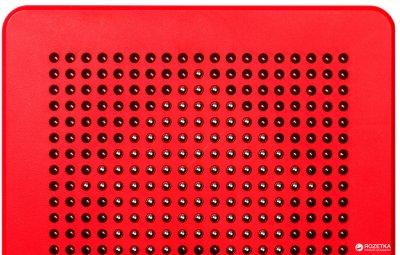 Магнітна дошка Kid O для малювання Червона (10348) (843583001732)