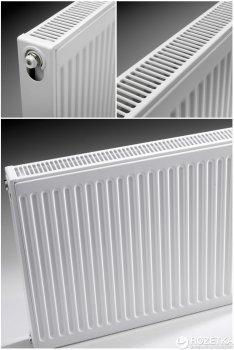 Радиатор QUINN Quattro K11 600x800 мм 1045 Вт (Q11608KD)