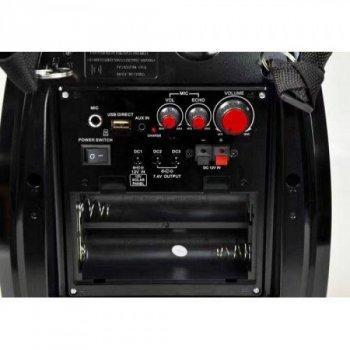 Колонка комбік з радіомікрофон і пультом Golon RX-810 BT