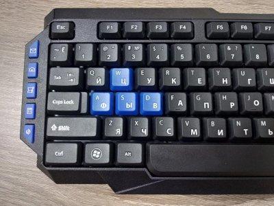 Бездротова клавіатура з мишкою UFR EM1200 Combo