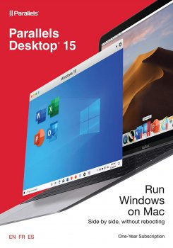 Parallels Desktop для Mac Business Edition (Электронная лицензия/ключ - подписка на 1 год) (PDFM-ENTSUB-1Y-ML)