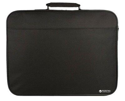 """Сумка для ноутбука Grand-X 15.6"""" Black (HB-156)"""