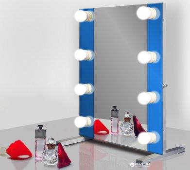 Зеркало J-MIRROR Hollywood Т2 65х45 LED BLUE