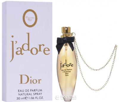 Парфюмированная вода для женщин Dior J'adore 30 мл (3348900417892)