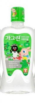 Ополаскиватель для полости рта детский Garglin Kids Apple 380 мл