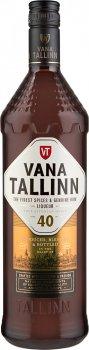 Ликер Vana Tallinn 1 л 40% (4740050002543)