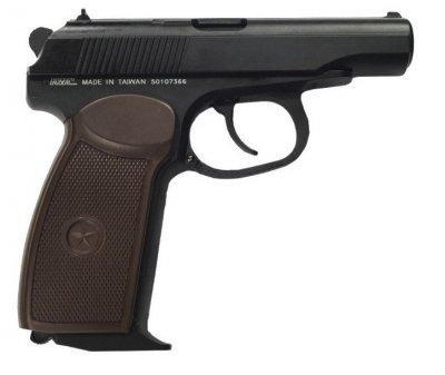 Пневматичний пістолет KWC KMB44 BlowBack