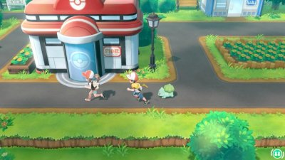 Pokemon Lets Go Pikachu (Switch)