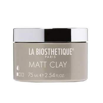 Моделююча паста з матовим ефектом La Biosthetique Matt Clay 75 мл (4040218781434)